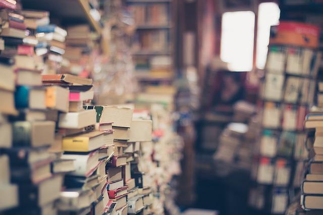 knihkupecství